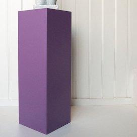 1008 Sokkel violet