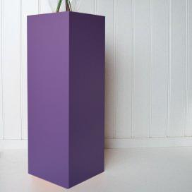 1008 Sokkel/Zuil/Pilaar violet