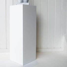 1001 Sokkel wit