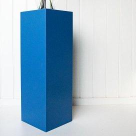1009 Sokkel blauw